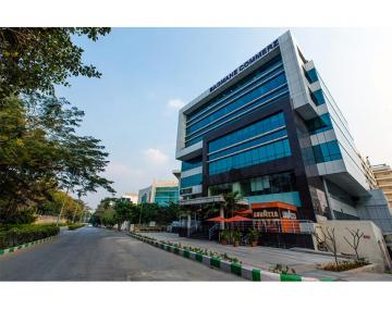 Bagmane Tech Park - Commerz 1