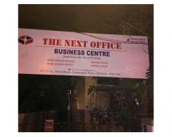 The Next Office - Commerical Building (Anna Nagar)