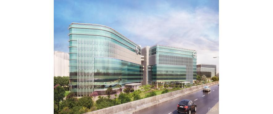L&T Tech Park - Hebbal - Tower S2