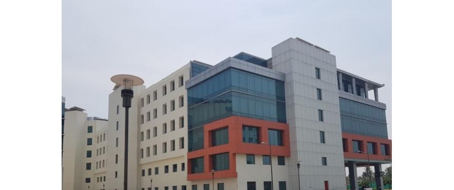 Gateway Office Parks (Shriram IT) – Block A6