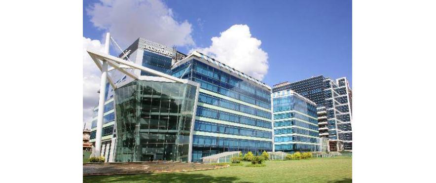 IBC Knowledge Park - Tower B