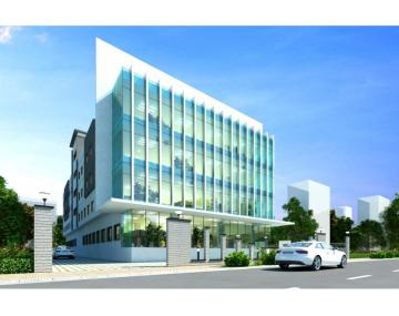Unispace Business Center - Metropolis IT Park