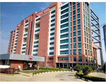 DivyaSree Republic of Whitefield (Techno Park) - Block C1